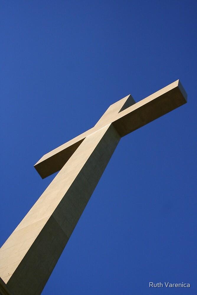 Mount Macedon Cross by Ruth Varenica