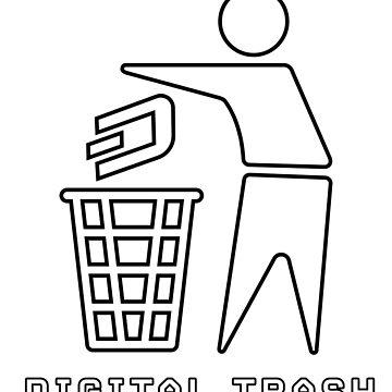 Dash is Digital Trash by DoomsDayDevice