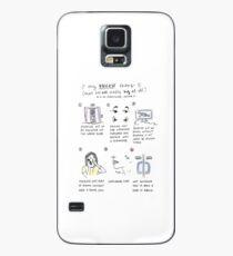 fears comic Case/Skin for Samsung Galaxy