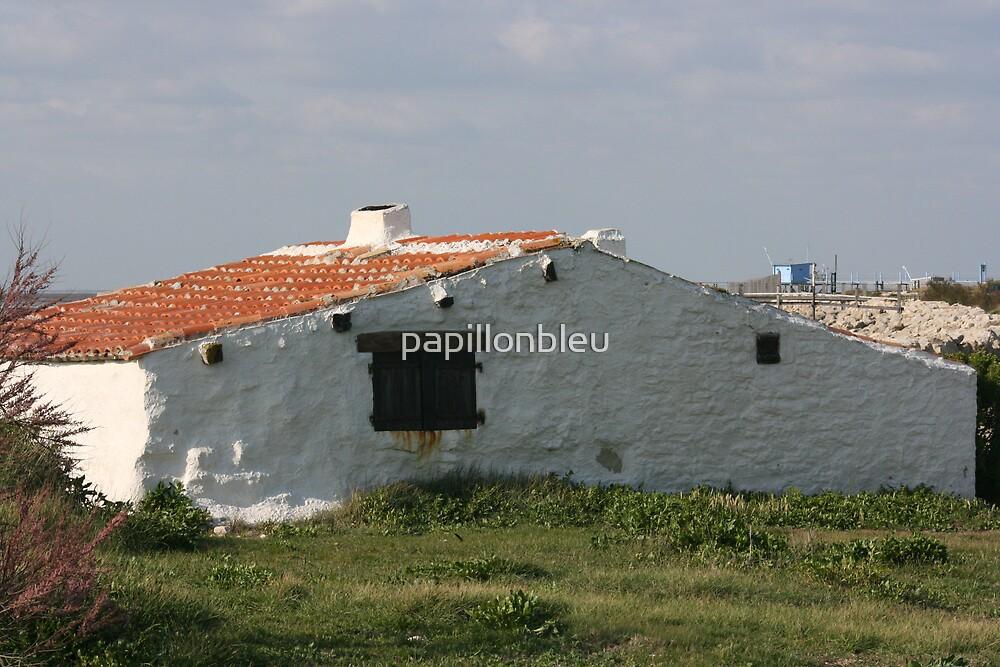 Fisherman's Cottage by Pamela Jayne Smith