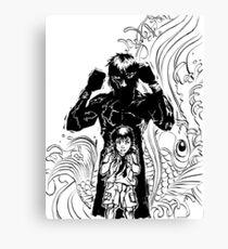 Dragon Gate (Prize Round 4) Canvas Print
