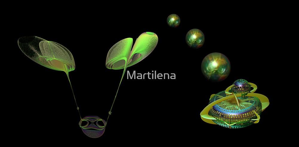 Fine-Tuned Air by Martilena