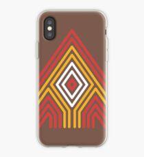Polynesian Peak iPhone Case
