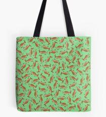 Kangaroos! Tote Bag