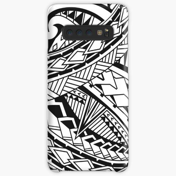 Polynesian  Samsung Galaxy Snap Case