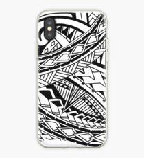 Polynesian  iPhone Case