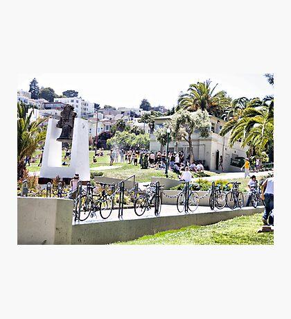 Dolores Park - San Francisco Photographic Print