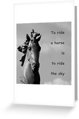To Ride The Sky by artisandelimage