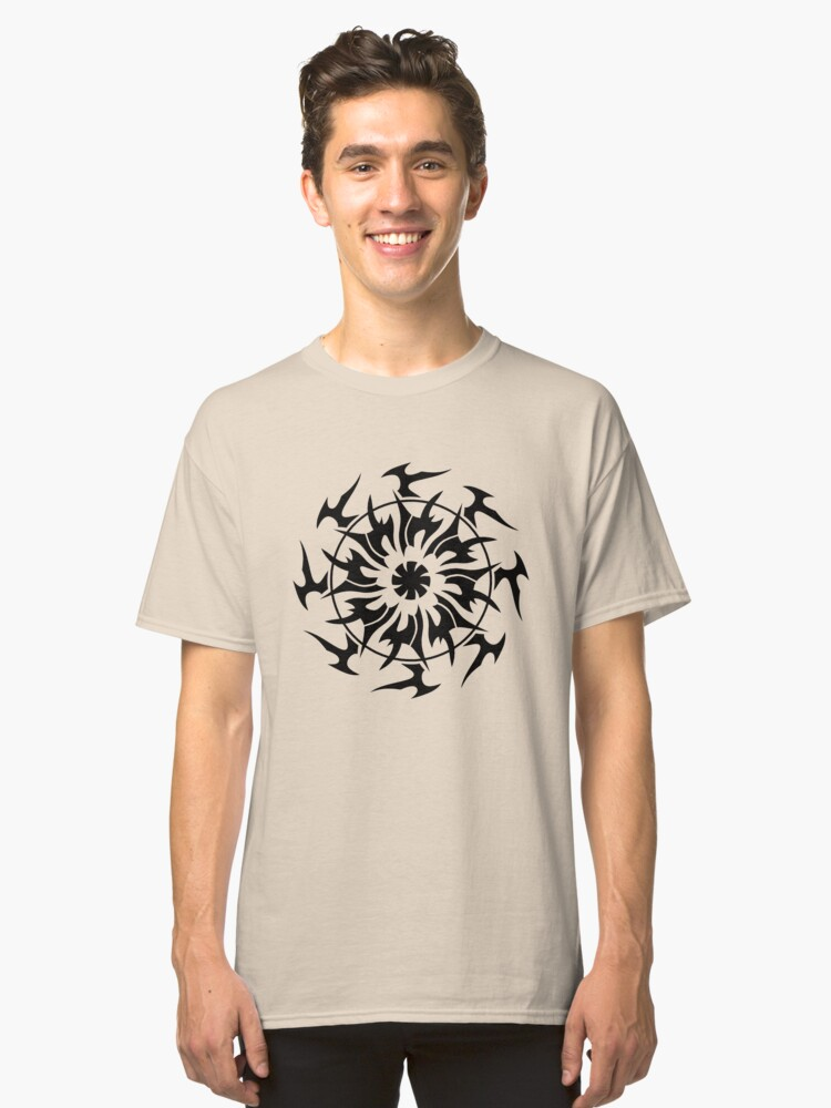 Shred Revolve Classic T-Shirt Front