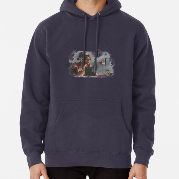 Disappearing Pullover Hoodie