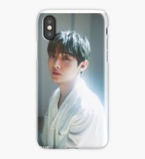 WANNA ONE Jisung UNDIVIDED Lean On Me iPhone Case