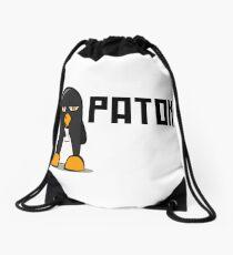 Paton The Penguin Drawstring Bag