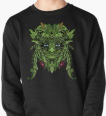 Green Man Pullover