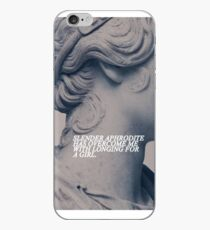 Sappho iPhone Case