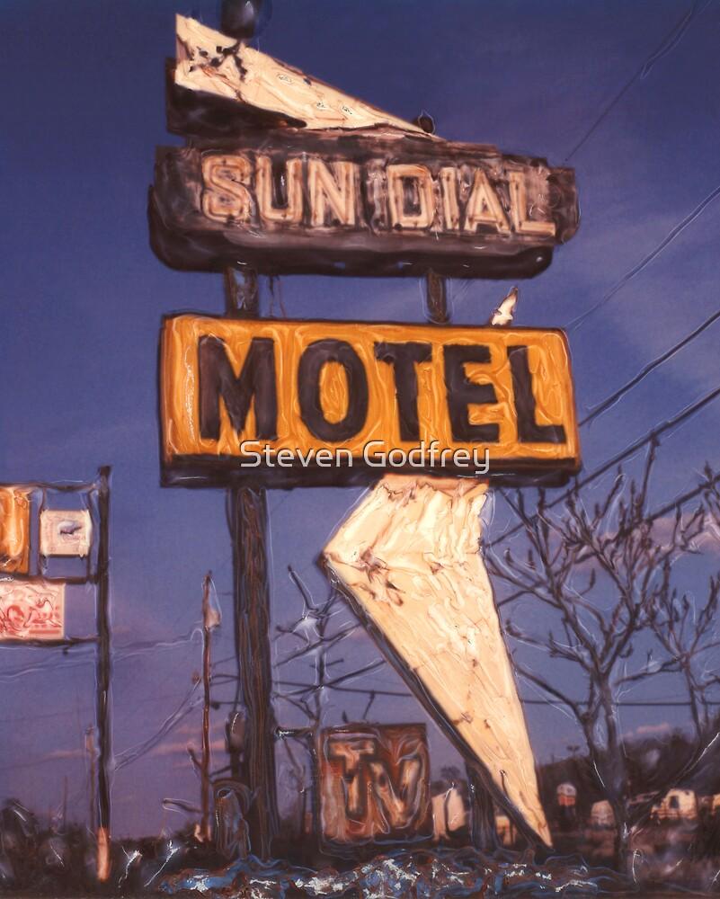 Sun Dial Motel by Steven Godfrey