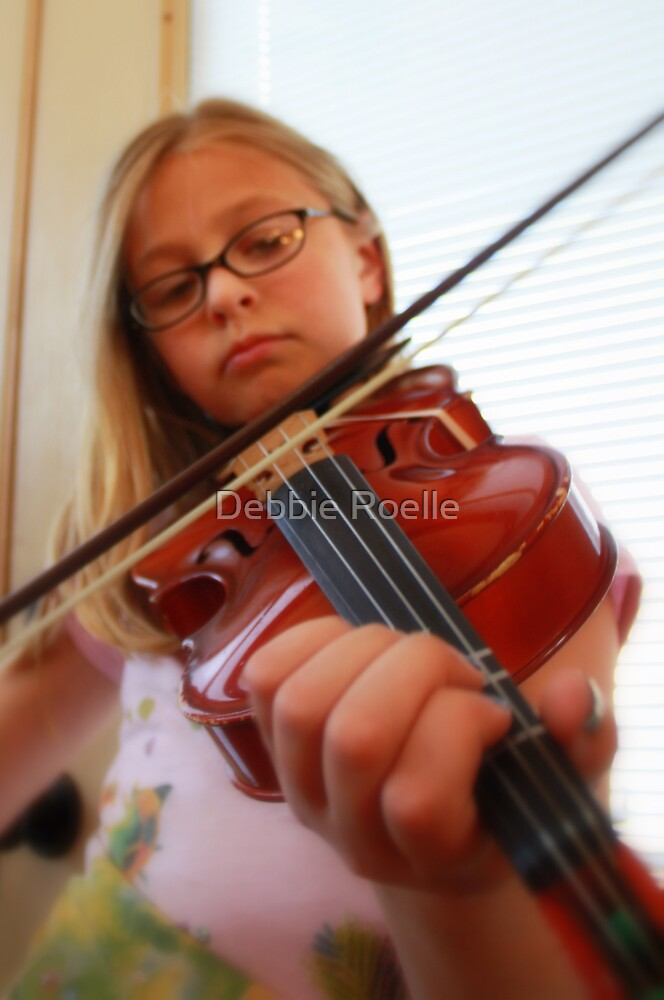 Her sound continues by Debbie Roelle