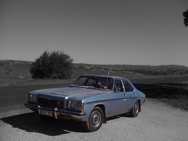 My oldholden HZ Kingswood SL by ecoimpact