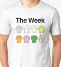 The Week Project T-Shirt