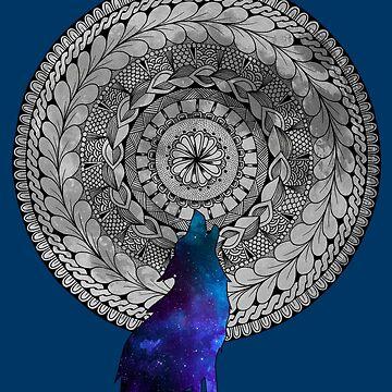 Wolf Moon by MagicMama
