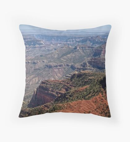 Point Imperial Views Throw Pillow