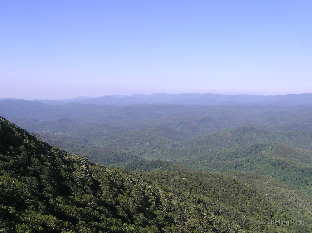 Mountain View by Kelley Kidd