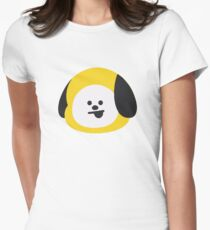 BT21 - CHIMMY Women's Fitted T-Shirt