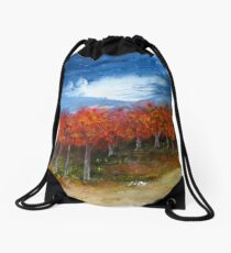 This time of the year Drawstring Bag