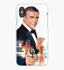 James Bond Sean Connery - Phone case iPhone Case