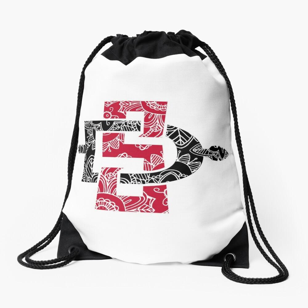 San Diego State University Drawstring Bag