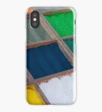 Colours of Kathmandu iPhone Case/Skin