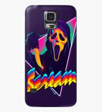 What's your favorite scary movie? Case/Skin for Samsung Galaxy