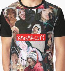 Lil Xan XANARCHY  Graphic T-Shirt