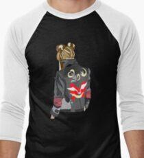 Headed back, Angel Men's Baseball ¾ T-Shirt