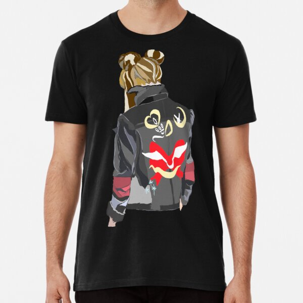 Headed back, Angel Premium T-Shirt