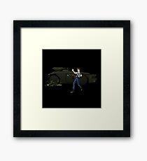 Ripley Racer Framed Print