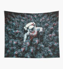 Planet of Terror Wall Tapestry