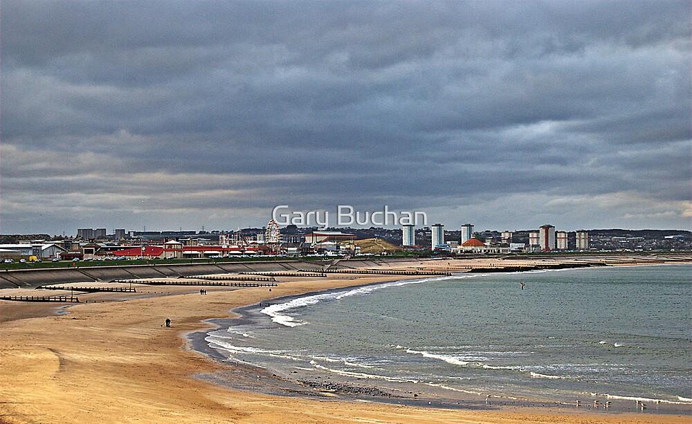 Aberdeen Beach,Scotland by Gary Buchan