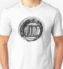 1979 Fiat Badge  Unisex T-Shirt