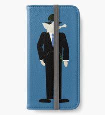 My Magritte iPhone Wallet/Case/Skin