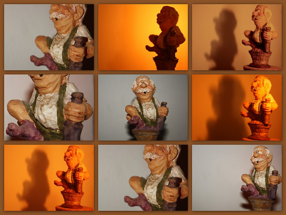 OLD MAN by anirudhe