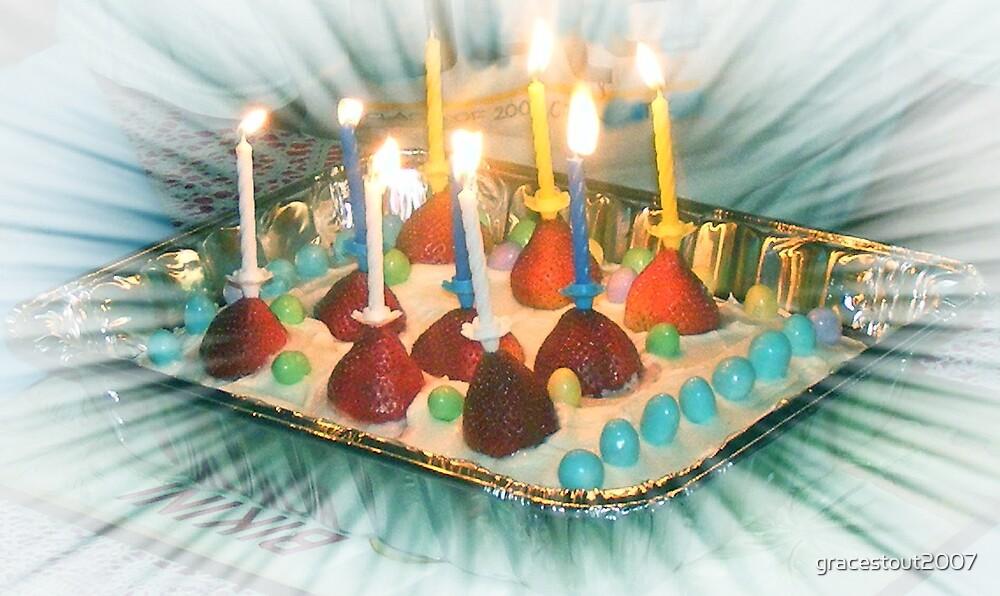 CAKE by gracestout2007