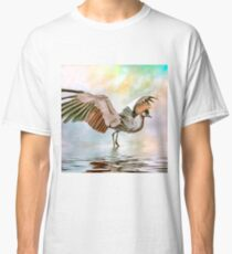 Wind Beneath Her Wings Classic T-Shirt