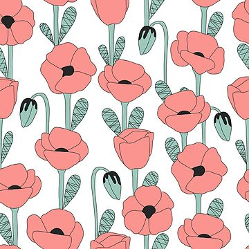 Poppies by molecula18
