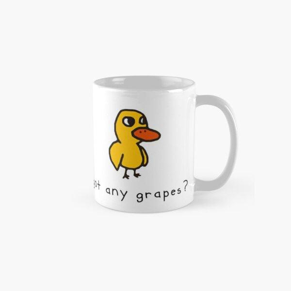 got any grapes? Classic Mug