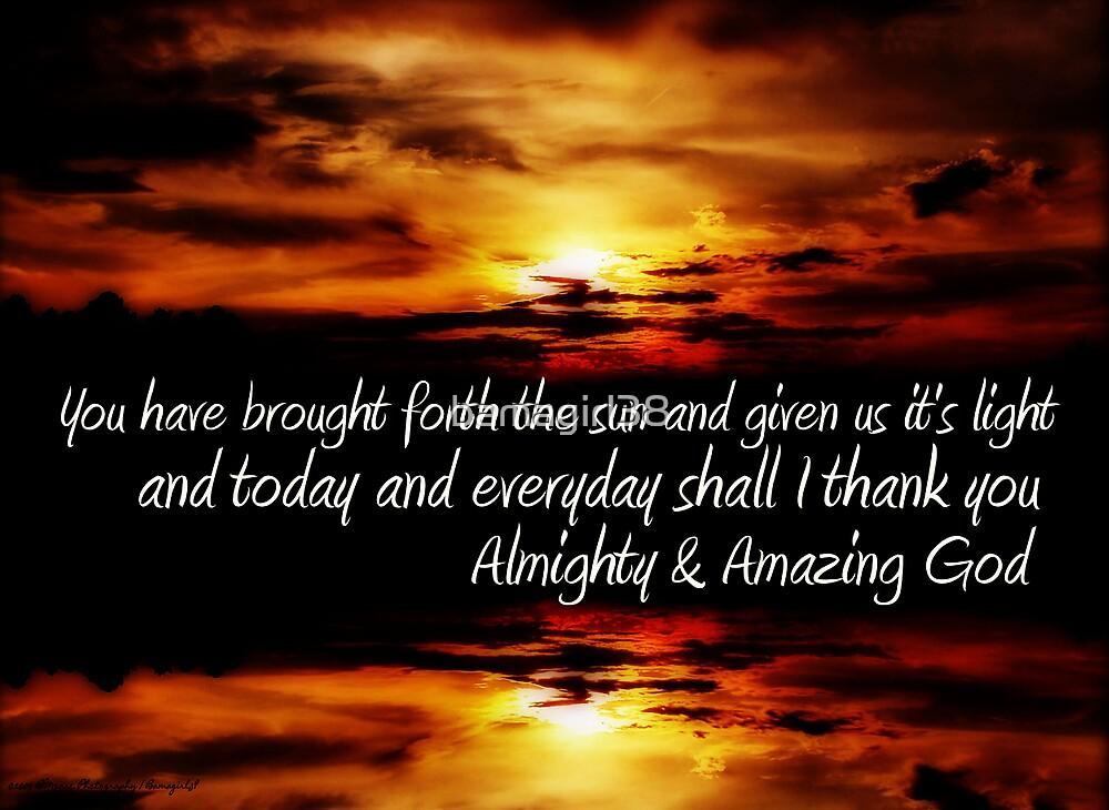 Amazing God ................... by bamagirl38