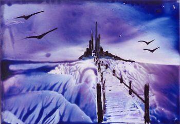 Ravenbridge  by Sally Rhymes