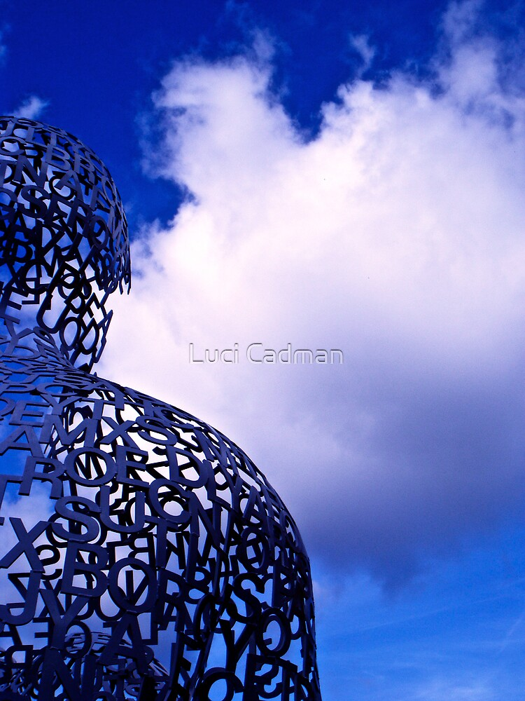 Pondering  by Luci Cadman