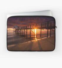 Grateful to see another sunrise - Sorrento, Mornington Peninsula Laptop Sleeve