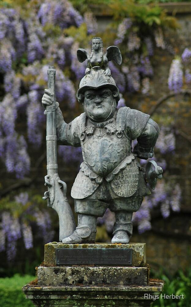 The Grumpy Guard by Rhys Herbert