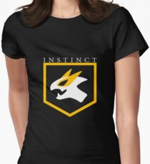 Team Instinct - Raiders  Women's Fitted T-Shirt